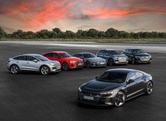 Μόνο ηλεκτρικά νέα Audi από το 2026
