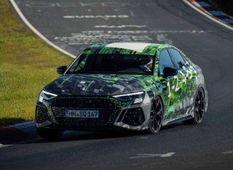 Άρχισε τα ρεκόρ το νέο Audi RS 3 (+video)