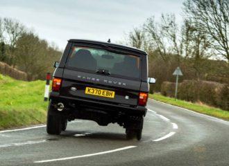 Νέο... παλιό Range Rover με κινητήρα Corvette!