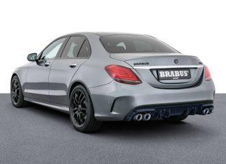 Πόσο κάνει μια Mercedes C-Class 450HP της Brabus;