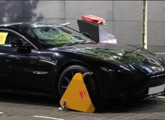 Η Εφορία πήρε την Aston Martin ποδοσφαιριστή της Γιουνάιτεντ!