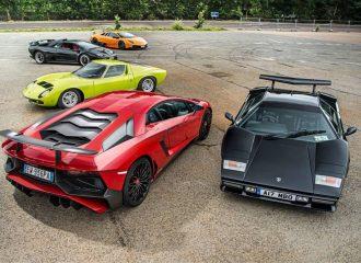 H Aventador ξεπέρασε όλες τις V12 Lamborghini μαζί!