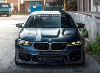 Η BMW M5 GTR που φοβάται το κανονικό GT-R