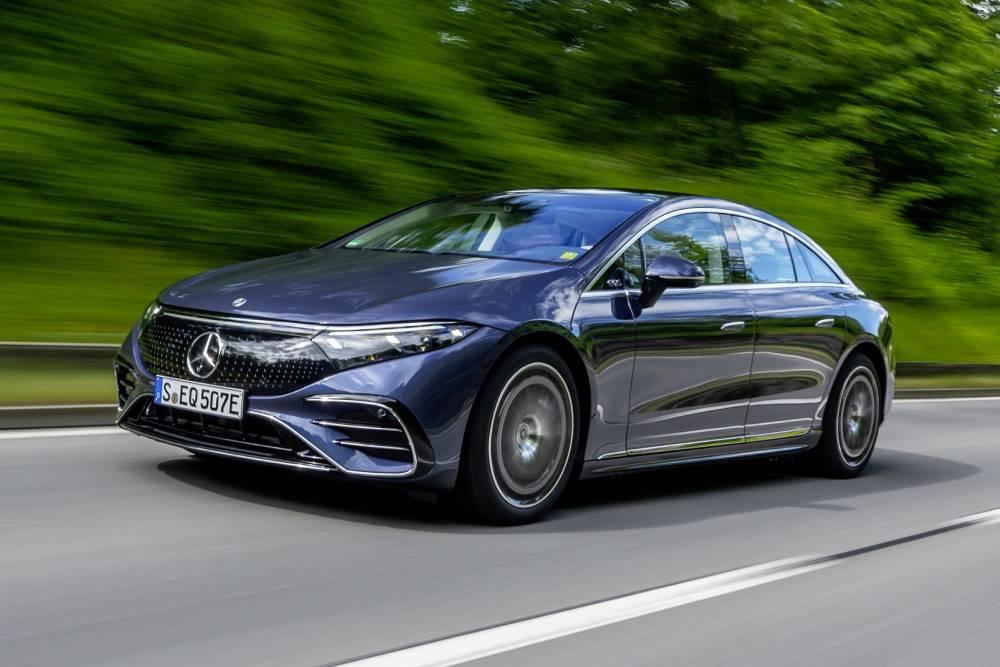 Πόσο κάνει η Mercedes EQS στην Ελλάδα;