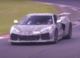 Πυρετός και ρίγη η νέα Corvette Z06 (+video)