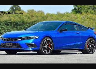 Ευφάνταστη επιστροφή του Honda Integra Type R