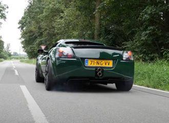 Τελικές με κοπρεσοράτο Opel Speedster 250HP (+video)