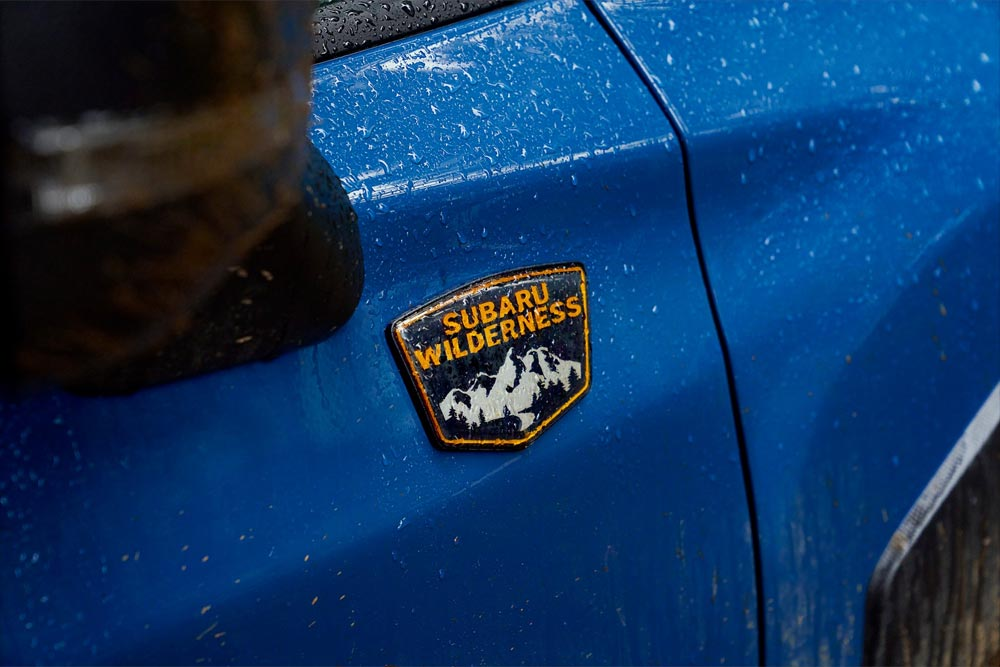 H Subaru ετοιμάζει νέα έκδοση Wilderness!