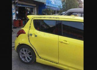 «Σαϊνι» πετσόκοψε Suzuki Swift αντί να πάρει το 3θυρο