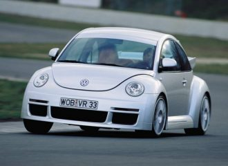To σπάνιο και «πρησμένο» VW Beetle RSI