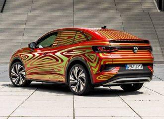 Νέο ηλεκτρικό κουπέ SUV VW ID.5 GTX