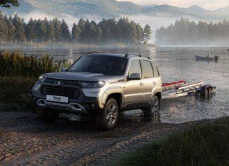 Πόσα εκατ. κοστίζει το νέο Lada Niva στην Ιαπωνία;