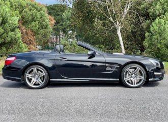 Μεταχειρισμένη Mercedes-AMG SL63 ή καινούργιο Golf R;