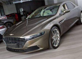 Ασύγκριτη Aston Martin Lagonda για λόρδους