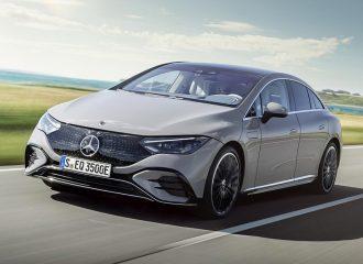 Νέα Mercedes EQE με το βλέμμα σε Tesla και Audi