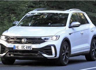 Μακιγιάρισμα για το VW T-Roc R