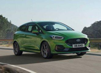Νέο Ford Fiesta και πιο ροπάτο ST