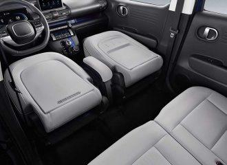 Ιδού το εσωτερικό του νέου Hyundai Casper
