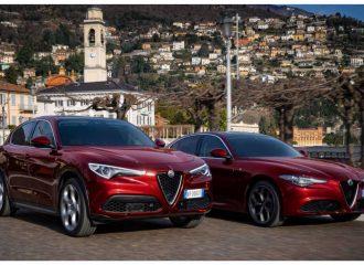 Λάβα οι νέες Alfa Giulia και Stelvio 6C Villa d'Este