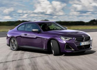 Έρχεται με σομπρέρο η νέα BMW Σειρά 2 Coupé