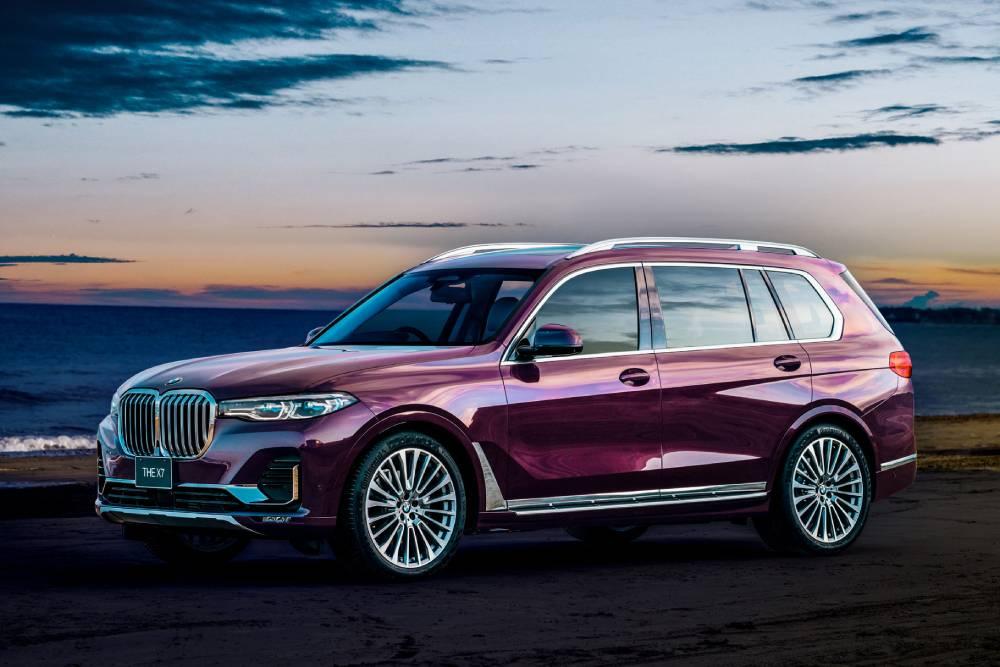 Γιαπωνέζικη τριάδα η νέα BMW X7 Nishijin (+video)