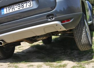 Τιμιότατο diesel SUV 4x4 5ετίας με 14.000 ευρώ