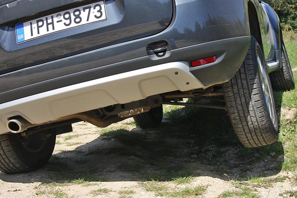 Τιμιότατο diesel SUV 4×4 5ετίας με 14.000 ευρώ