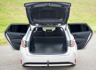 Εκτελούνται μεταφοραί με νέο Toyota Corolla Hybrid