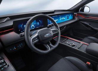 Εντυπωσιάζει το νέο κουπέ SUV Ford Evos