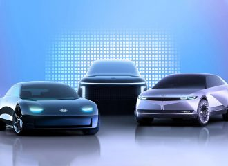 Η Hyundai προλογίζει το μεγάλο ηλεκτρικό SUV της Ioniq 7!