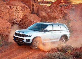 Το πιο τεχνολογικά προηγμένο νέο Jeep Grand Cherokee