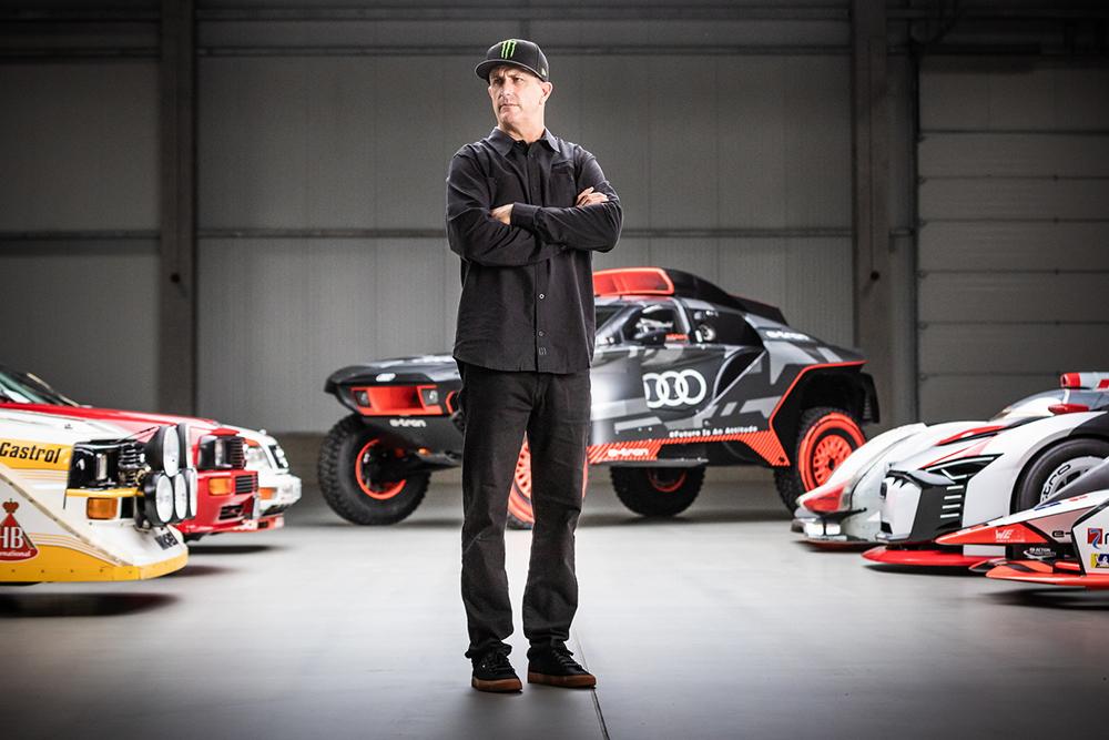 Ο Ken Block θα εξελίξει τα νέα ηλεκτρικά της Audi!