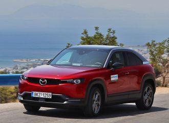 Η Mazda ετοιμάζει 5 νέα SUV έως το 2023!