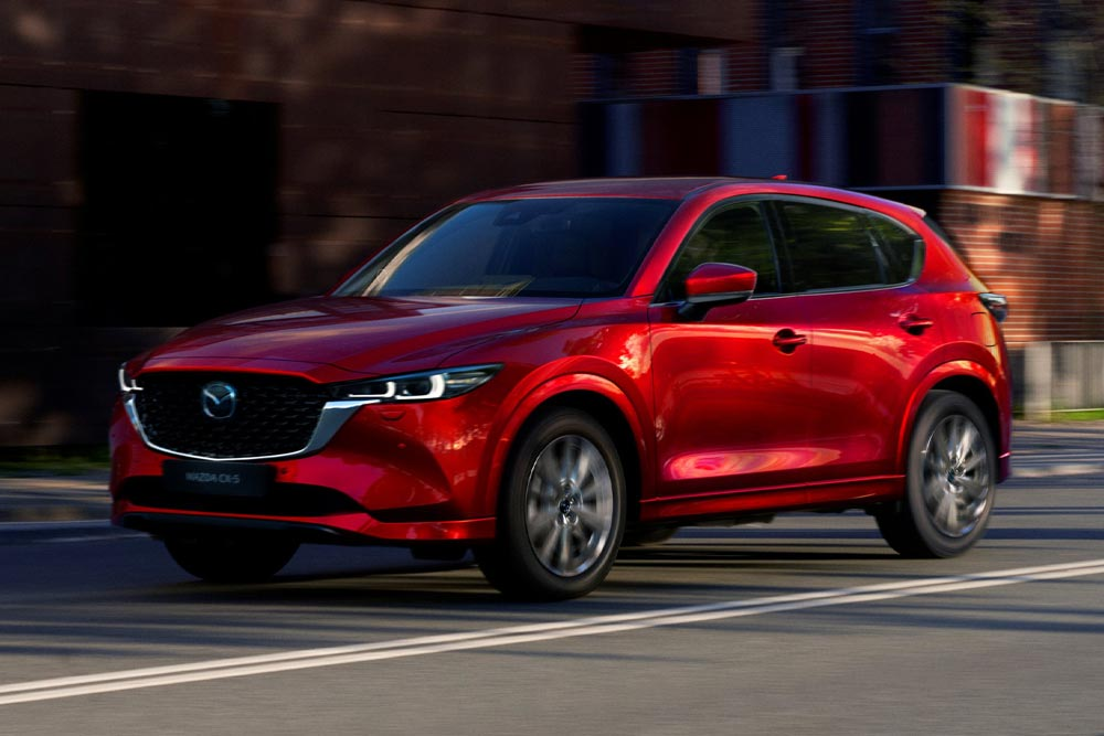 Mazda CX-5: Έρχεται ραφιναρισμένο & με νέες εκδόσεις!