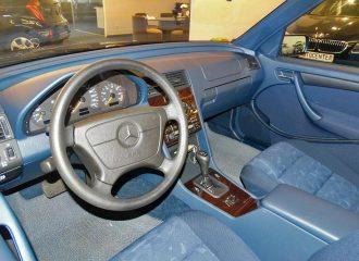 Αστεράτη Mercedes C 180 του 1997 με 0 χιλιόμετρα!