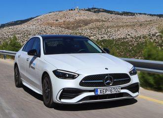 Δοκιμή Mercedes C 200 1.5 λτ. 204 PS