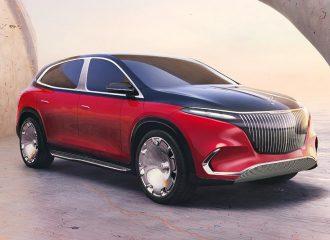 Ιδού η πρώτη ηλεκτρική Mercedes-Maybach EQS