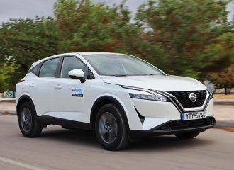 Δοκιμή Nissan Qashqai 1.3 DiG-T 140 PS Hybrid