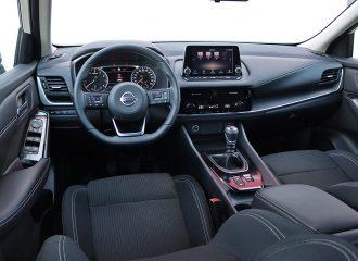Ευωδιάζει «καινουργίλα» το νέο Nissan Qashqai