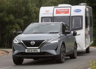 Κορυφαίο το νέο Nissan Qashqai στη ρυμούλκηση