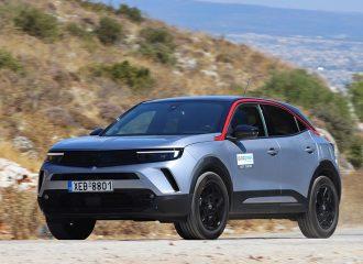 Δοκιμή Opel Mokka 1.2 Turbo 130 PS AT8