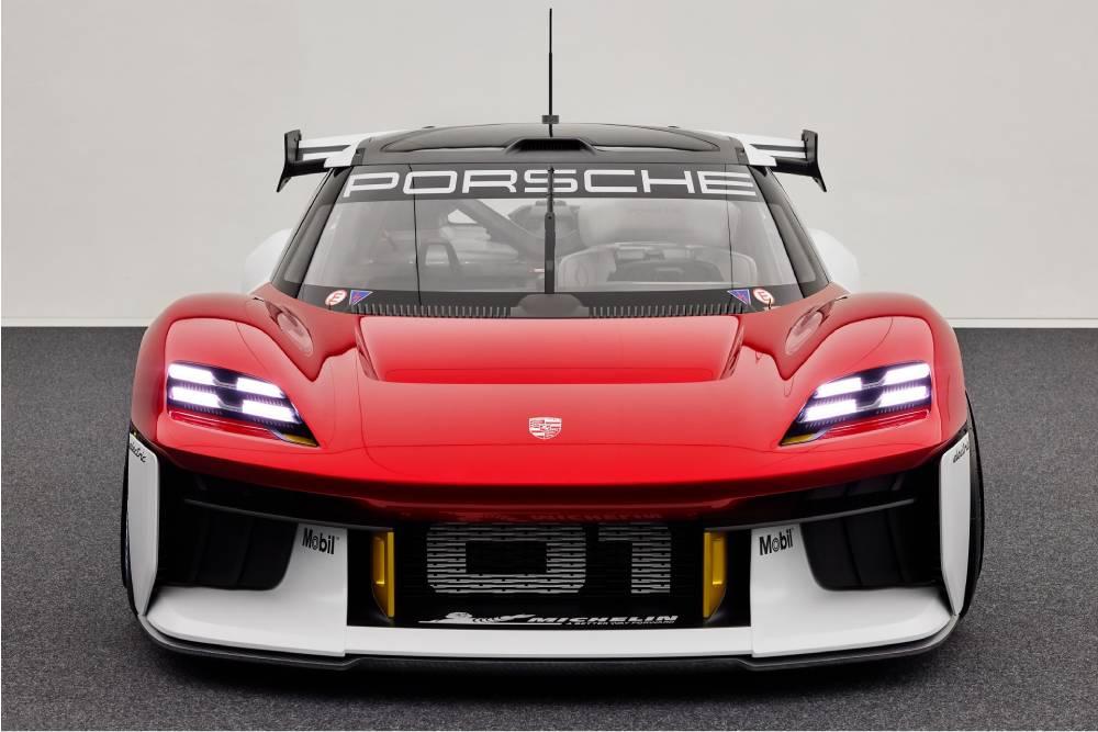 Μέγα σοκ 1.088 ίππων η νέα Porsche Mission R