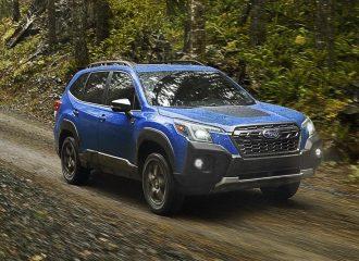 Προ των πυλών το Subaru Forester Wilderness!
