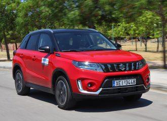 Δοκιμή Suzuki Vitara 1.4 Hybrid 48V 2WD 129 PS