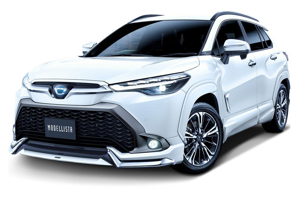 To νέο Toyota Corolla Cross γίνεται «μοντελάκι»!