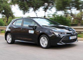 Toyota Corolla δώσ' τα όλα με 21.970 ευρώ