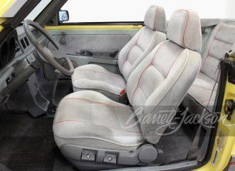 Πωλείται Yugo Cabrio του 1990 με 595 χιλιόμετρα!