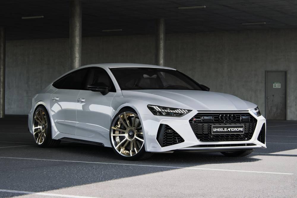Πόσο κοστίζει να φτάσεις το Audi RS 7 στα 1.045 άλογα;