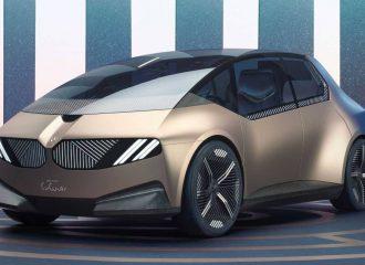 Το BMW i Vision Circular μας έρχεται από το 2040