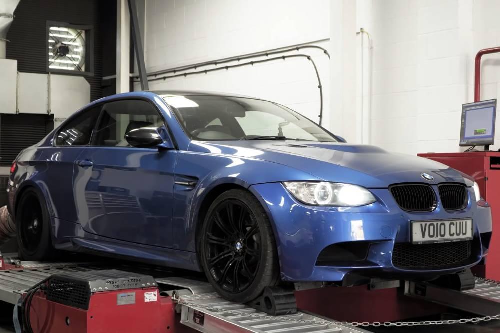 Πόσα άλογα κρατάει μια BMW M3 E92 με 245.000 χλμ.;